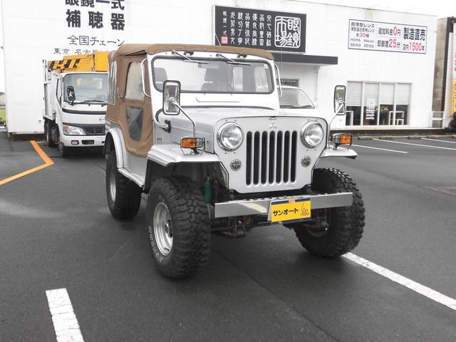 「三菱」「ジープ」「SUV・クロカン」「鹿児島県」の中古車3