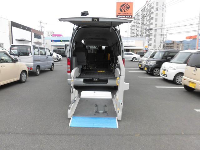 車椅子・ストレッチ移動車(17枚目)