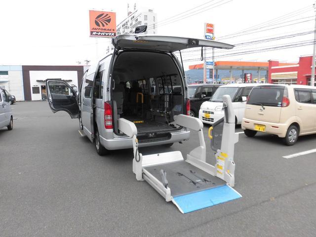 車椅子・ストレッチ移動車(18枚目)