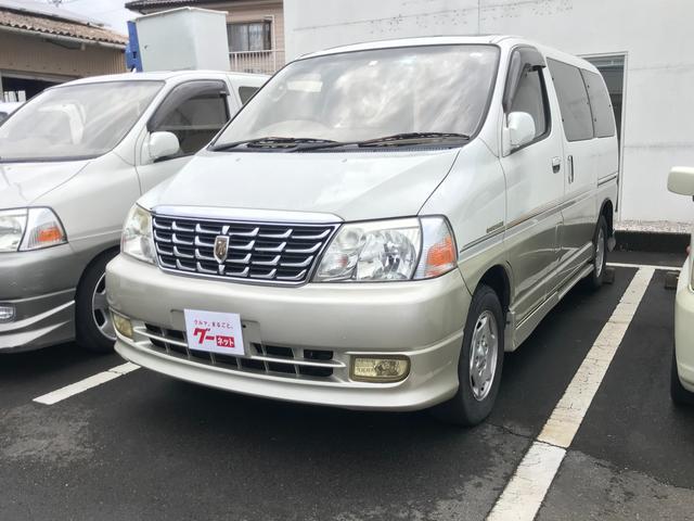 「トヨタ」「グランドハイエース」「ミニバン・ワンボックス」「鹿児島県」の中古車5
