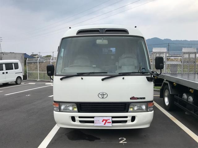 「トヨタ」「コースター」「その他」「鹿児島県」の中古車2