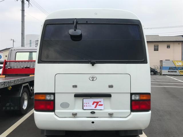 「トヨタ」「コースター」「その他」「鹿児島県」の中古車7