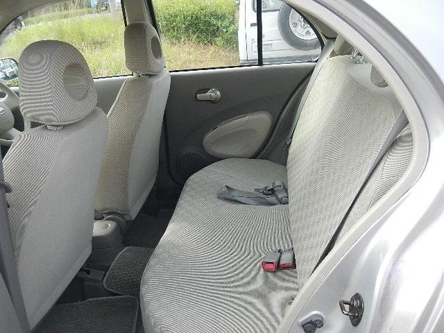 日産 マーチ 12c キーレス・CD・電格ミラー・ABS・クリーンイオン