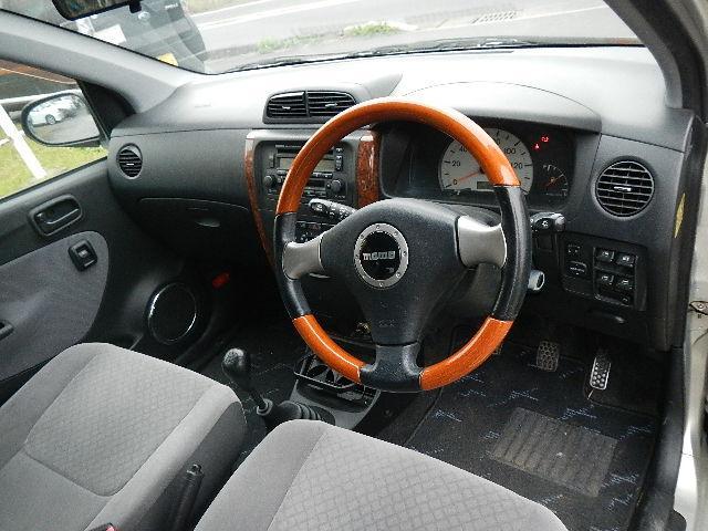 A 4WD 5MT MOMOステ 電動格納ミラー キーレス(14枚目)