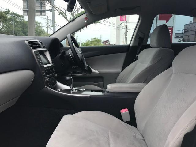 「レクサス」「IS」「セダン」「鹿児島県」の中古車13