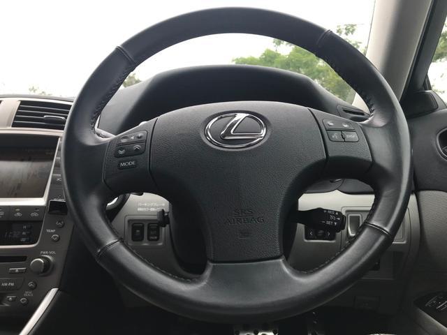 「レクサス」「IS」「セダン」「鹿児島県」の中古車31
