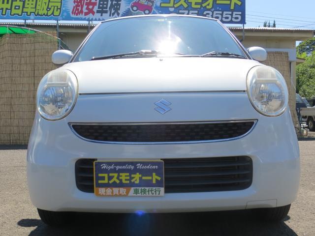 「スズキ」「MRワゴン」「コンパクトカー」「鹿児島県」の中古車2