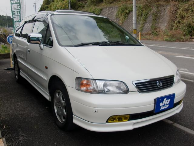 「ホンダ」「オデッセイ」「ミニバン・ワンボックス」「鹿児島県」の中古車5
