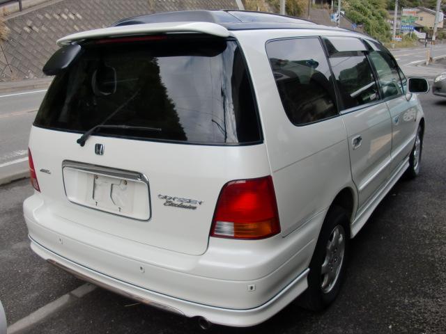 「ホンダ」「オデッセイ」「ミニバン・ワンボックス」「鹿児島県」の中古車7
