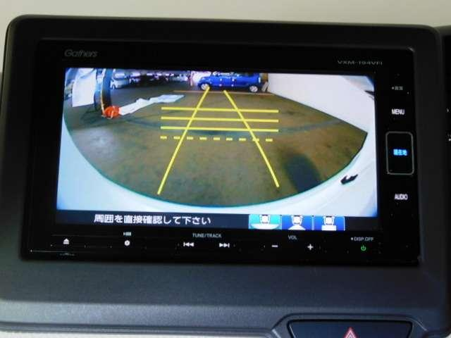 G・Lホンダセンシング メモリーナビ リアカメラ フルセグ LED 地デジ アイスト AC ナビTV ETC付 LEDヘッド メモリーナビ 横滑り防止装置 両側スライド片側電動 スマートキー 盗難防止システム キーフリー(13枚目)