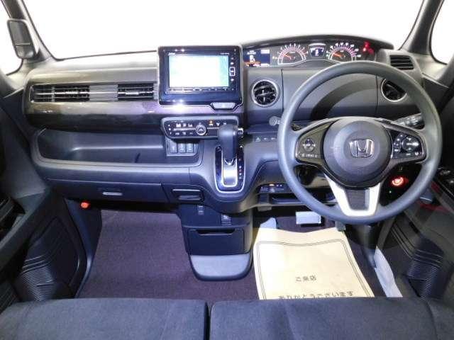 G・Lホンダセンシング メモリーナビ リアカメラ フルセグ LED 地デジ ナビTV LEDヘッドランプ ESC ベンチシート メモリナビ クルーズコントロール 盗難防止 アイドリングS ETC車載器 AC AW ABS(9枚目)