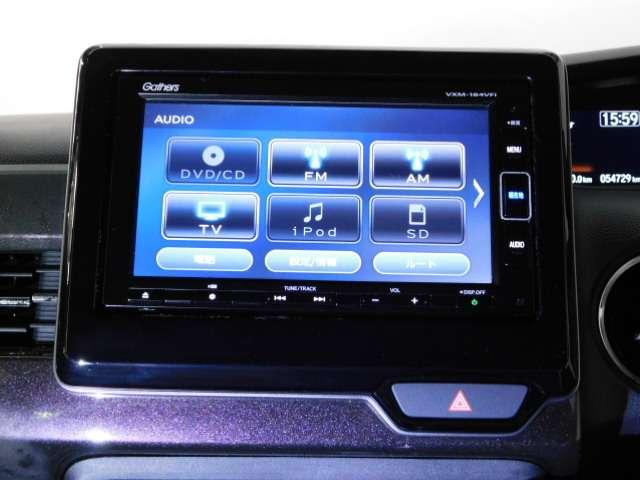 G・Lホンダセンシング メモリーナビ リアカメラ フルセグ LED 地デジ ナビTV LEDヘッドランプ ESC ベンチシート メモリナビ クルーズコントロール 盗難防止 アイドリングS ETC車載器 AC AW ABS(12枚目)