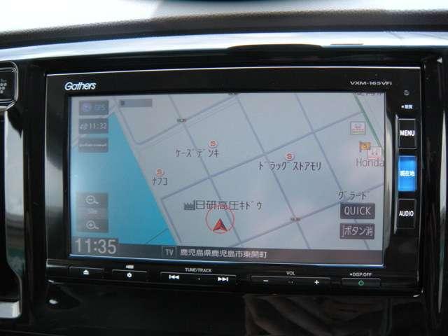 ホンダ N-WGN G・Lパッケージ デモカー メモリナビ フルセグ