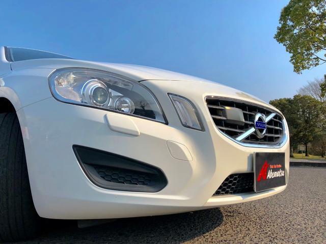 ボルボ ボルボ S60 ドライブe ワンオーナー 本革シート CITYSAFETY