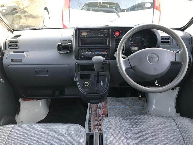 DX 4WD ハイルーフ 両側スライドドア インパネオートマ 車検令和3年10月(13枚目)