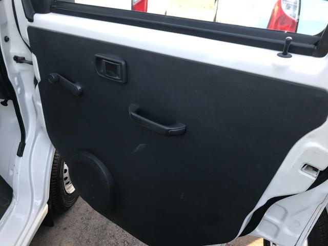 DX 4WD ハイルーフ 両側スライドドア インパネオートマ 車検令和3年10月(15枚目)