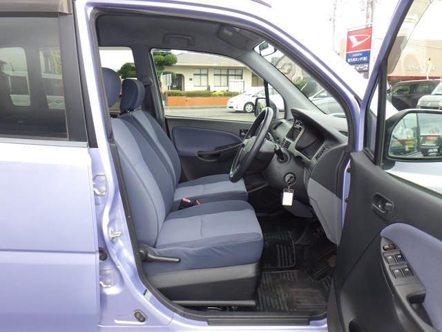 スローパー 車いす移動車 電動ニールダウン 福祉車輌(17枚目)