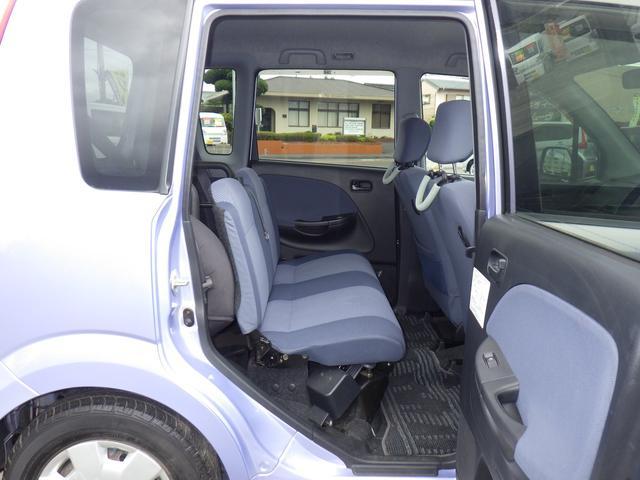 スローパー 車いす移動車 電動ニールダウン 福祉車輌(18枚目)