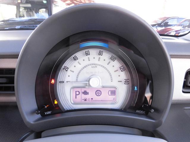 スズキ アルトラパン L レーダーブレーキサポート エネチャージ 届出済未使用車