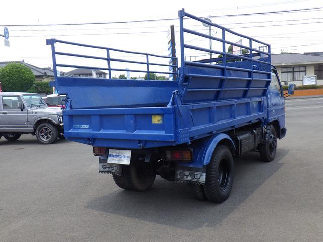 マツダ タイタントラック ダンプ  2トン積み 4000ccディーゼル