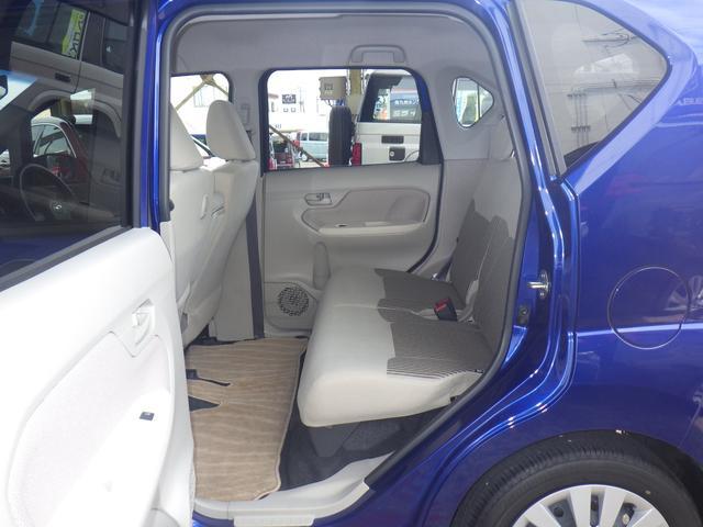L SAII  ナビ装着用バックカメラ デモカーUP車(10枚目)