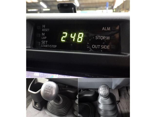 トヨタ ランドクルーザー70 30thアニバーサリー パートタイム4WD 純正SDナビ