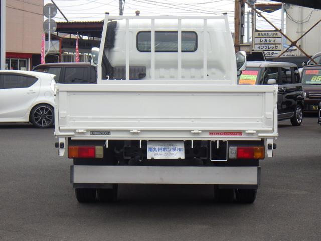 4.9D-T ワイドロング 平ボディ 2トン積み オートマ車(6枚目)