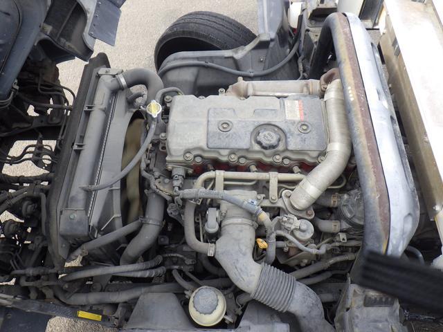 4.9D-T ワイドロング 平ボディ 2トン積み オートマ車(10枚目)