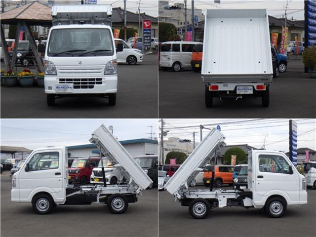 キンタロウダンプ 電動ダンプ 4WD デフロック 3方開(4枚目)