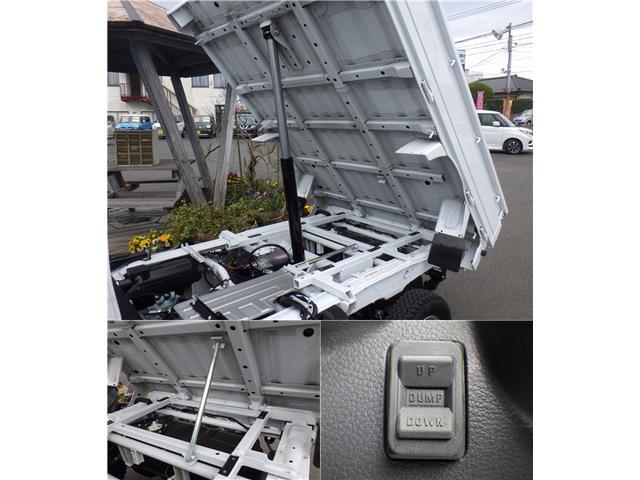 キンタロウダンプ 電動ダンプ 4WD デフロック 3方開(6枚目)