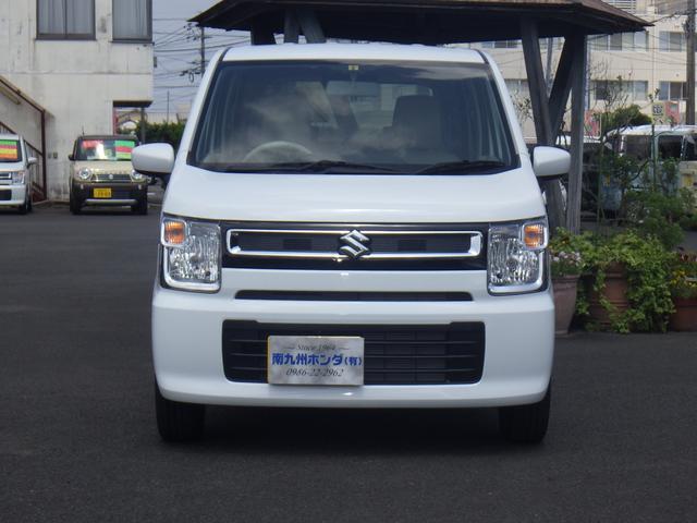 FA  デモカーUP車 全国スズキアリーナメーカー保証(5枚目)