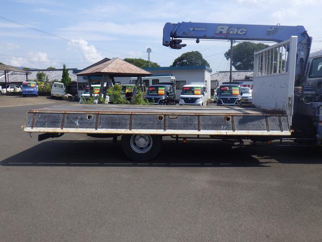 タダノ3段クレーン ラジコン付き 2.9トン積み NOx適合車(6枚目)