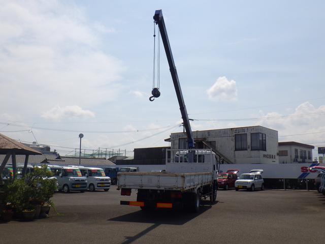 タダノ3段クレーン ラジコン付き 2.9トン積み NOx適合車(34枚目)