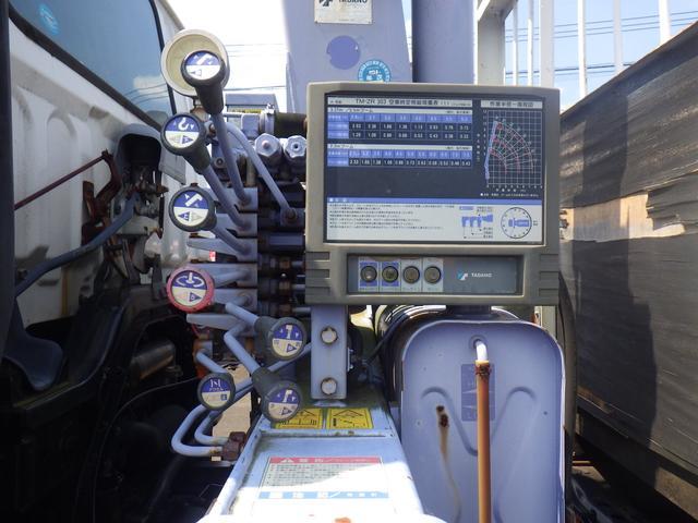 タダノ3段クレーン ラジコン付き 2.9トン積み NOx適合車(47枚目)