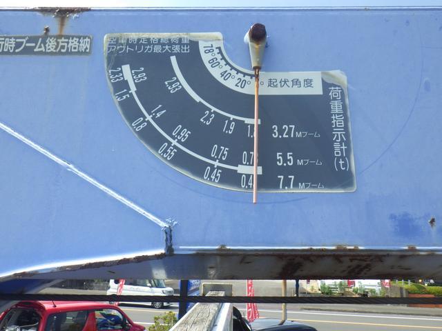 タダノ3段クレーン ラジコン付き 2.9トン積み NOx適合車(55枚目)