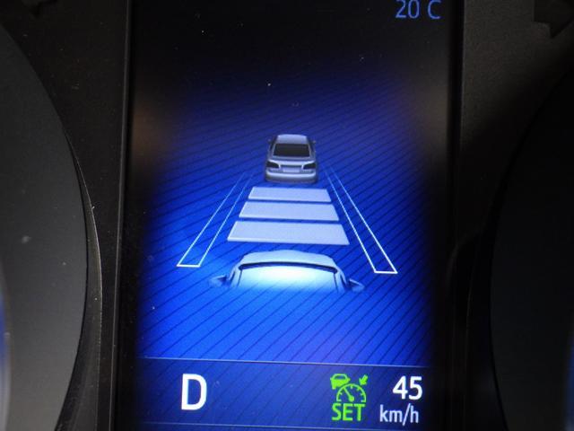 G LEDエディション モデリスタエアロ セーフティセンス 自動追従オートクルーズ 純正9インチナビ&バックカメラ フルセグTV DVD&ブルートゥース 前席シートヒーター(56枚目)