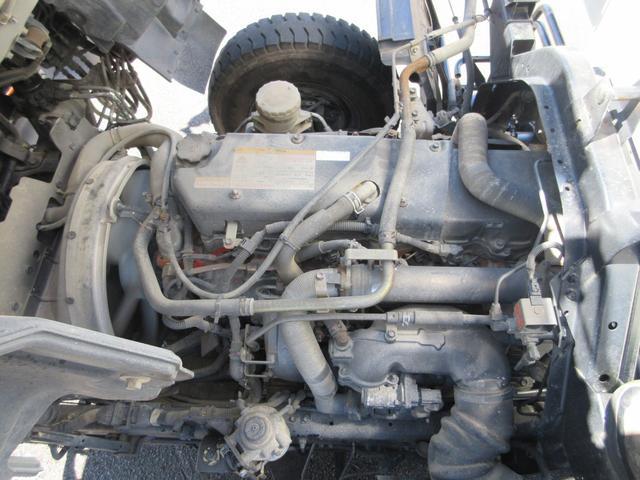 ダンプ 3.65トン積み 7200ccディーゼル NOx適合車 6速マニュアル車 コボレーン 建機リース会社レンタUP車(7枚目)