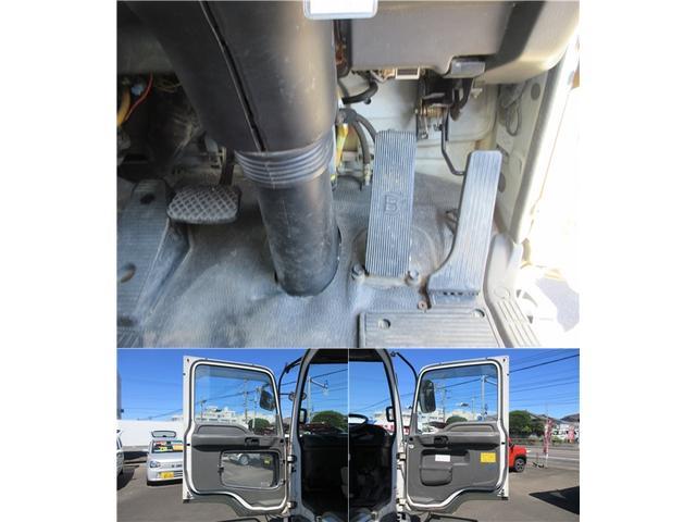 ダンプ 3.65トン積み 7200ccディーゼル NOx適合車 6速マニュアル車 コボレーン 建機リース会社レンタUP車(32枚目)