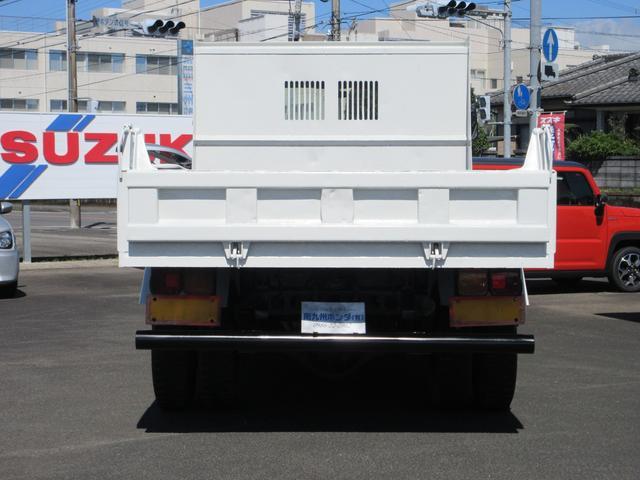 ダンプ 3.65トン積み 7200ccディーゼル NOx適合車 6速マニュアル車 コボレーン 建機リース会社レンタUP車(51枚目)