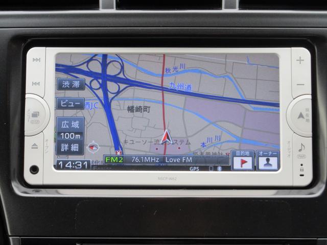 トヨタ プリウスアルファ S Lセレクション 純正SDナビDTV ETC 1年保証