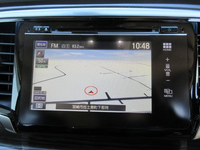 アブソルート・EX インターナビ 地デジ マルチビューカメラ Bluetooth HDMI 後席モニター 両側電動スライドドア クルコン ビルトインETC スマートキー パワーシート LEDヘッドライト 1年保証付(9枚目)