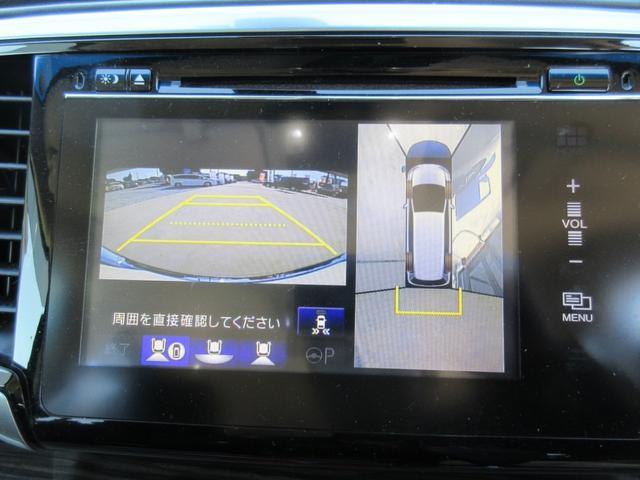 アブソルート・EX インターナビ 地デジ マルチビューカメラ Bluetooth HDMI 後席モニター 両側電動スライドドア クルコン ビルトインETC スマートキー パワーシート LEDヘッドライト 1年保証付(10枚目)