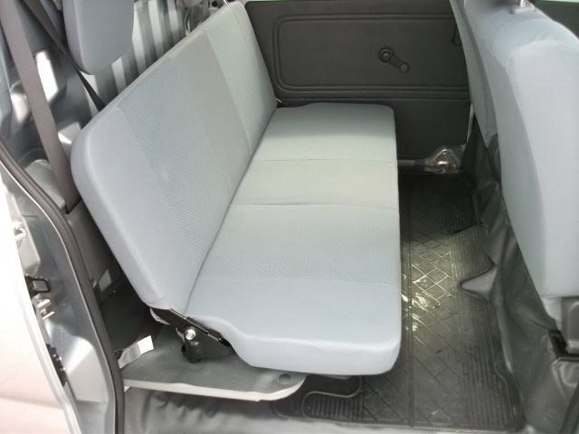 デッキバンG ワンオーナー車 キーレス オートマ(13枚目)