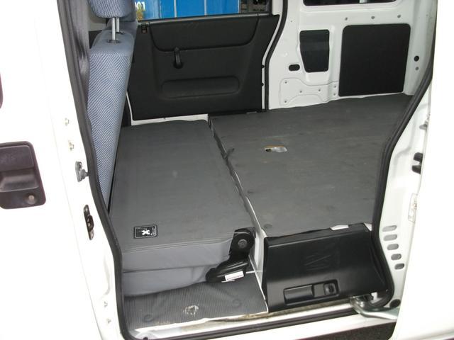 ホンダ アクティバン SDX オートマ車