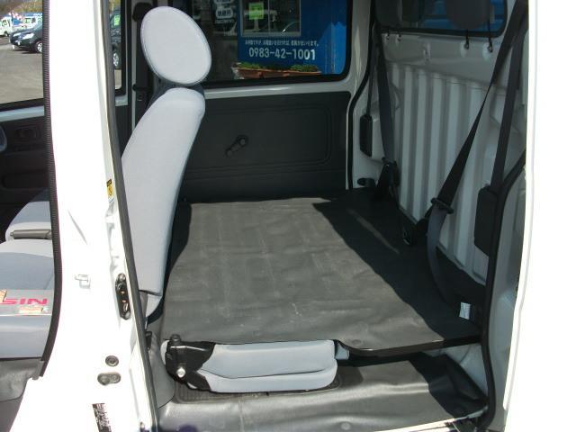 デッキバン 4WD(6枚目)