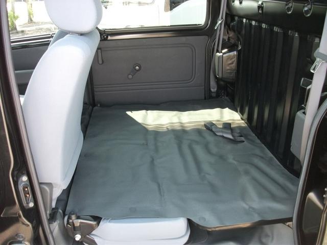 ダイハツ ハイゼットカーゴ デッキバンG 4WD 5速ミッション 社外HDDナビ地デジ