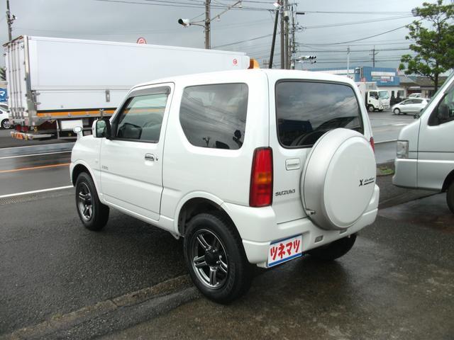 スズキ ジムニー クロスアドベンチャー 4WD 5速ミッション