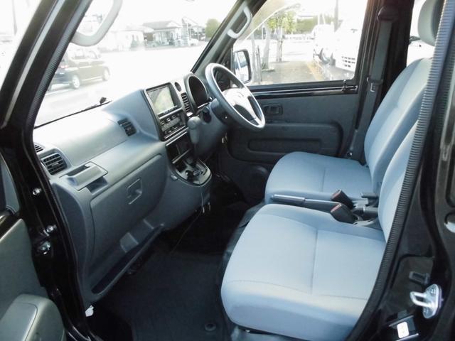 デッキバンG 4WD 社外ナビ地デジ HIDライト 14AW(9枚目)