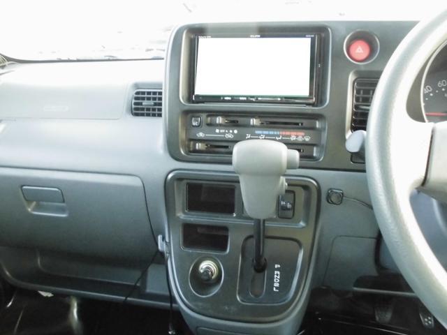 デッキバンG 4WD 社外ナビ地デジ HIDライト 14AW(14枚目)
