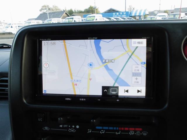 デッキバンG 4WD 社外ナビ地デジ HIDライト 14AW(16枚目)